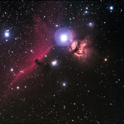 Horse Nebulae