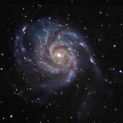 Galassia - M101