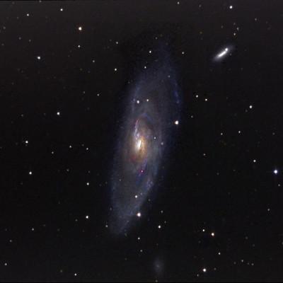 Galassia - M106