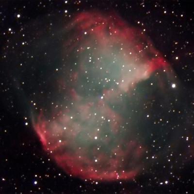 Nebulosa Planetaria - M27