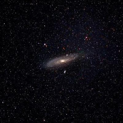 Galassia Occhio Nero - M64