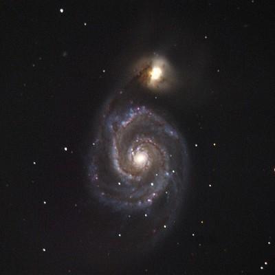 Galassie - M51