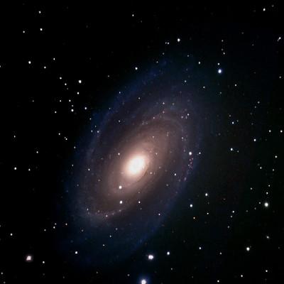 Galassia di Bode - M81