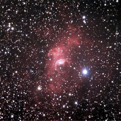 Bubble Nebula - NGC7635